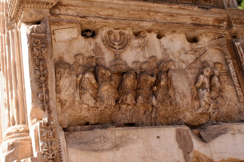 Sacking of the Temple of Jerusalem