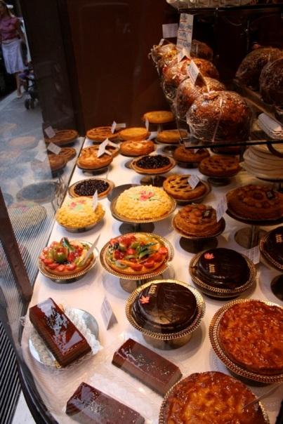 An Italian bakery