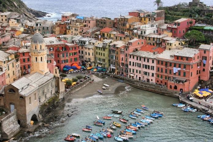 Indian Restaurants In Cinque Terre