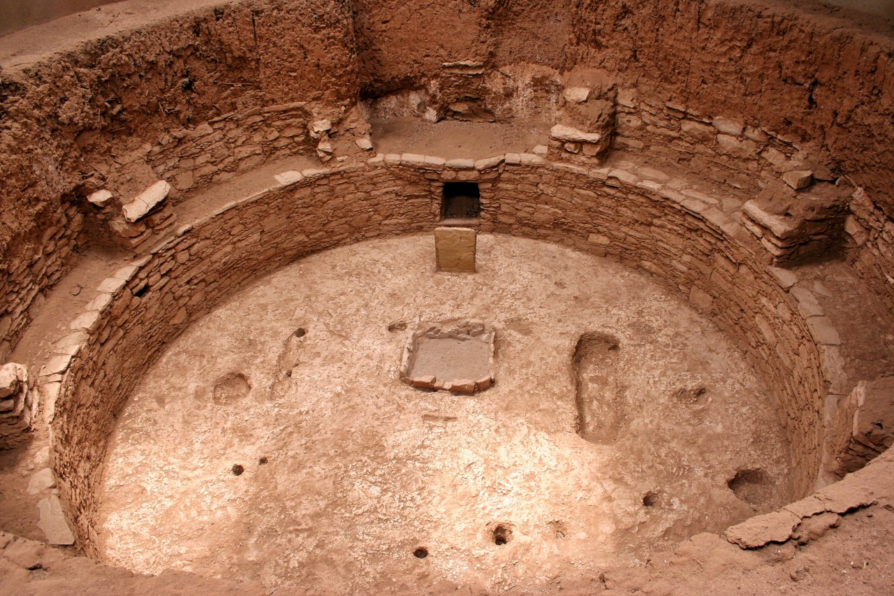Kivas may have possible astronomical alignments