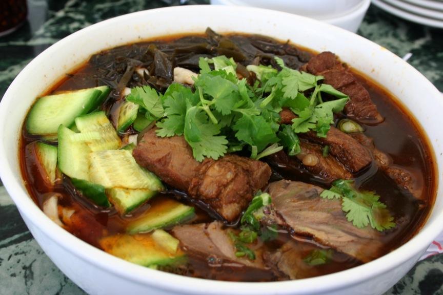 Shanxi Noodle Soup