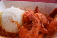 Giovanni's spicy shrimp