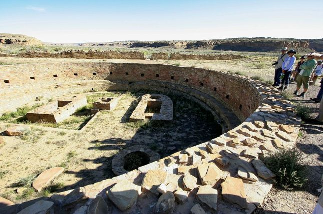 Chetro Ketl's Great Kiva