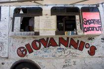 Giovanni's truck