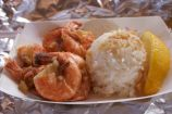 Giovanni's garlic and butter shrimp