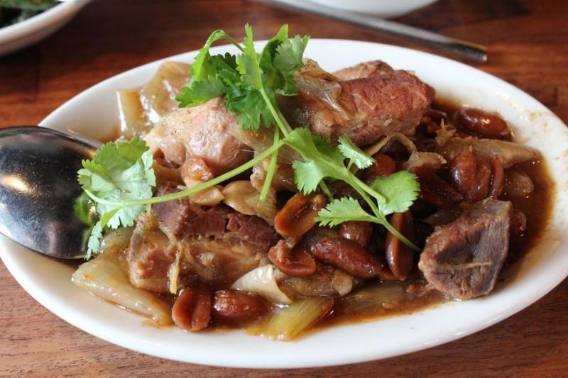 Northern-Style Pork Kurobuta