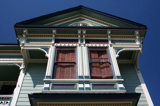 Petaluma has restored its Victorian homes