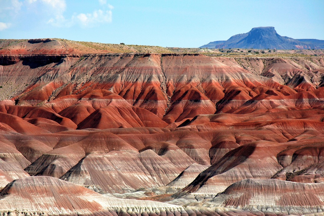 Where Is The Painted Desert Located