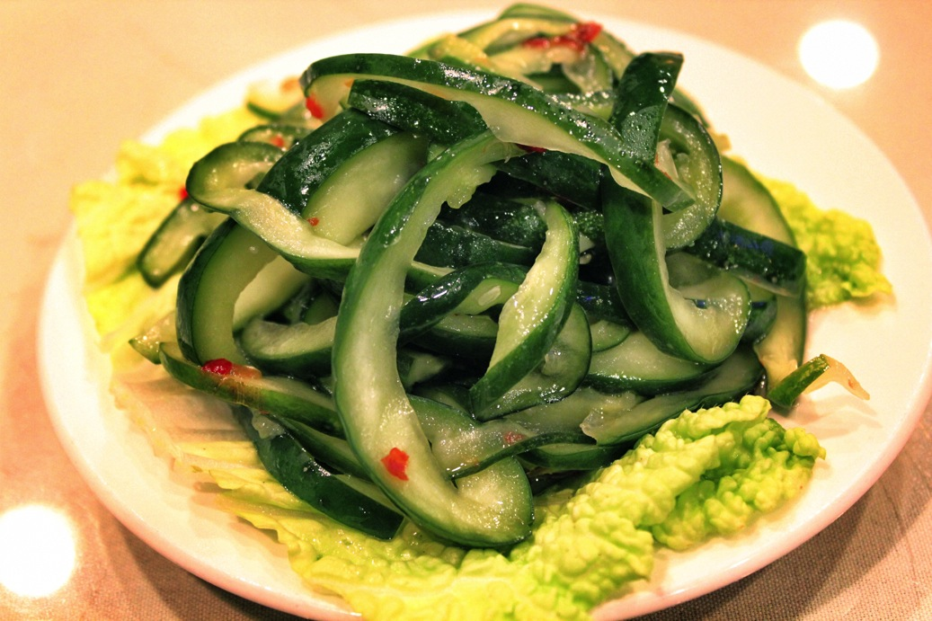 Spicy Cucumber