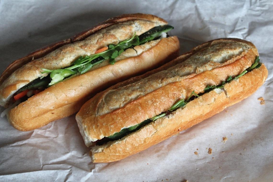 Who's Got Seattle's Best Banh Mi, Seattle Deli or Saigon Deli?