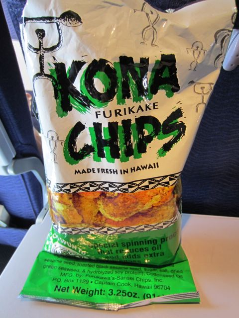 Kona Furikake Potato Chips