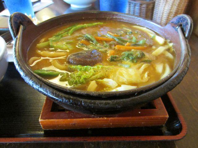 Curry Nabeyaki Udon