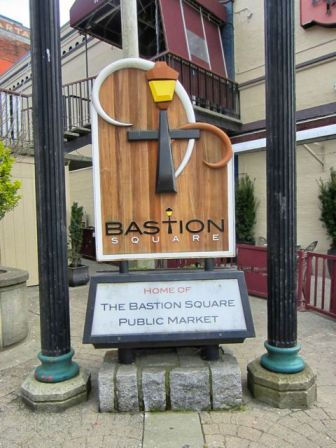Bastion Square