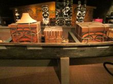 First Nation cedar boxes