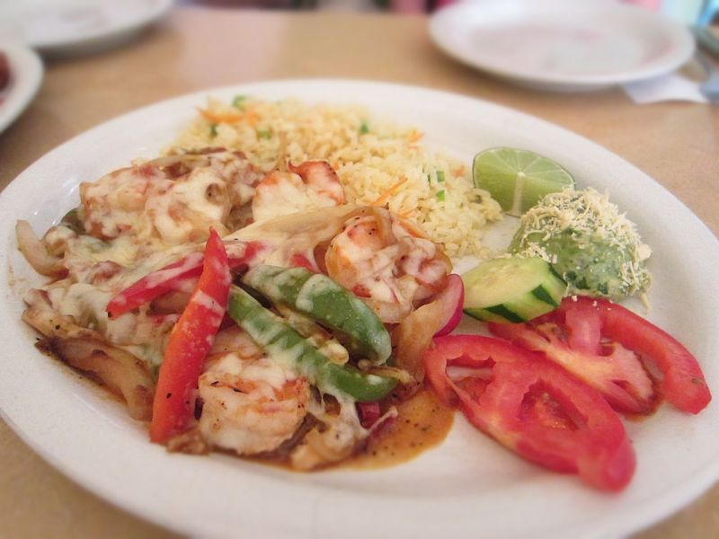 Camarones Guanacos