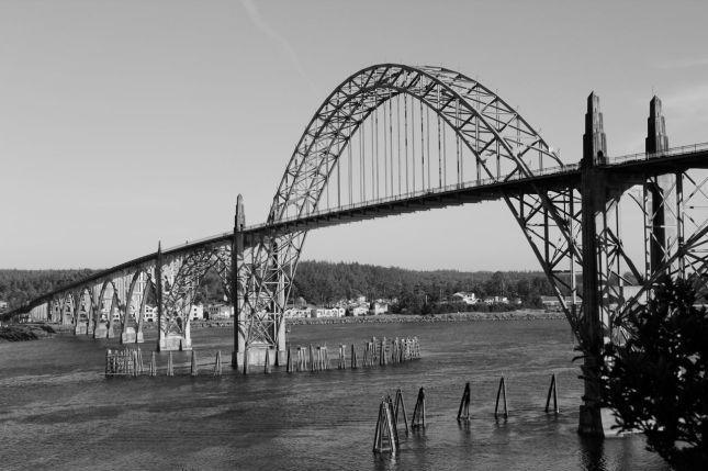Yakina Bay Bridge