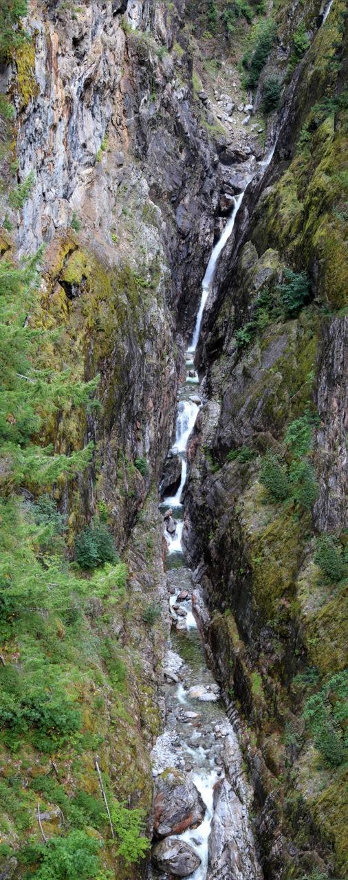 Gorge Creek waterfall