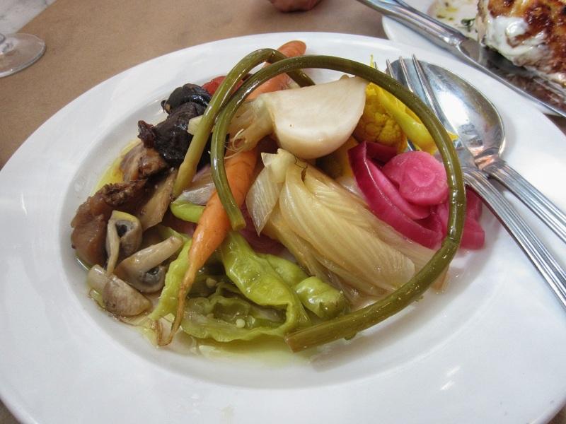 House Pickled Vegetables