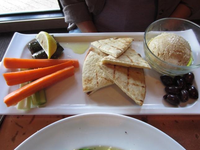 Mediterranean plate