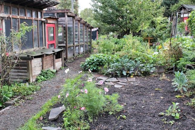 Danny Woo Gardens