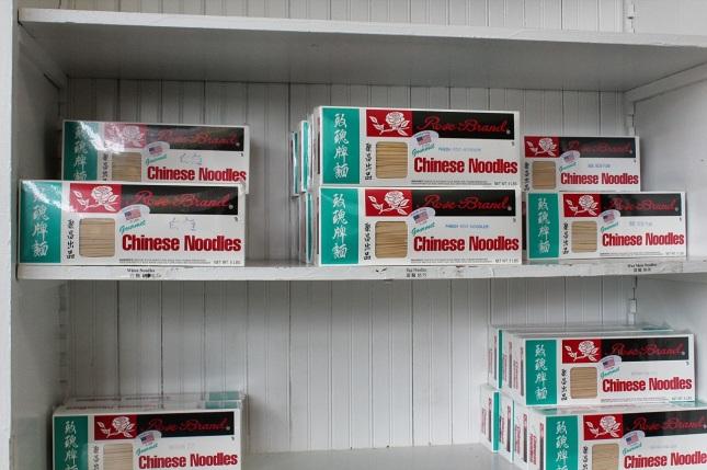 Dry noodles, Tsue Chong Company