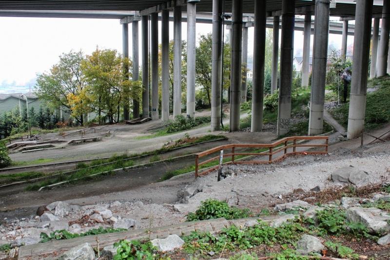 Mountain Bike Skills Park