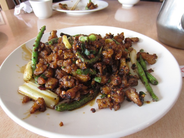 Chongqin Spicy Chicken