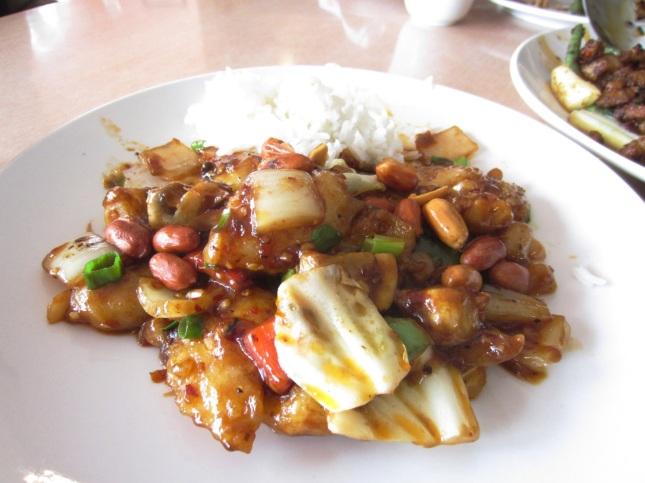 Kung Pao Fish