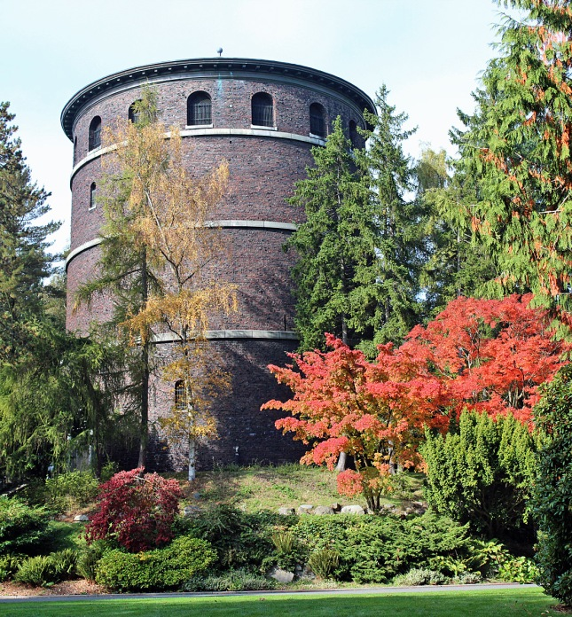 Volunteer Park Water Tower