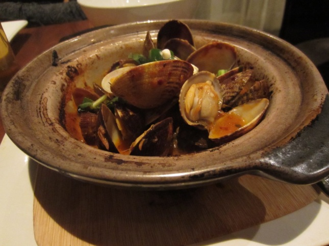Clay Pot Manila Clams