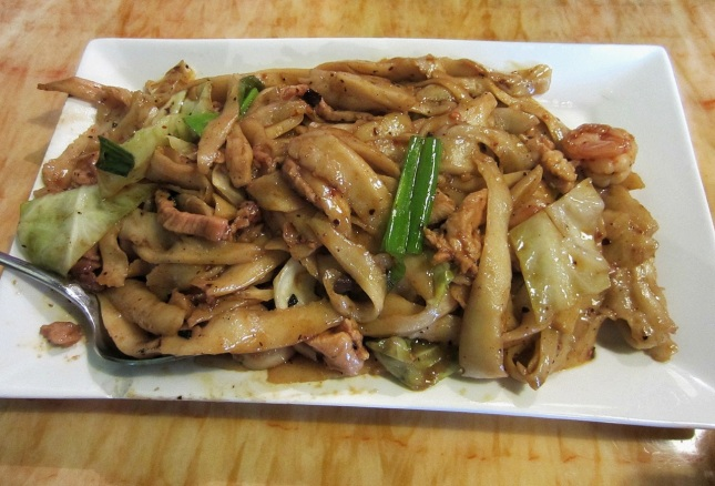 Hand Shaven Noodles with Pork