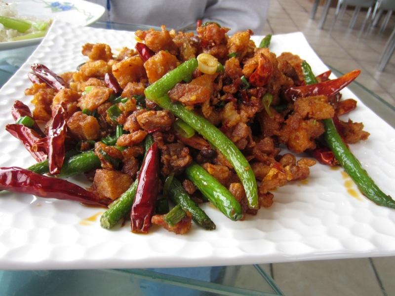 Chong gin hot chicken