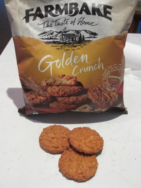 arnott's anzac biscuits