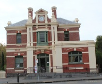 Queenscliff post office