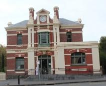 Queenscliff post office
