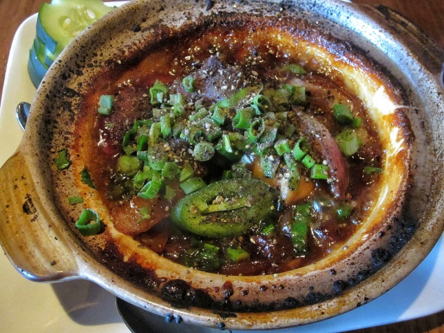 Caramelized Idaho catfish claypot
