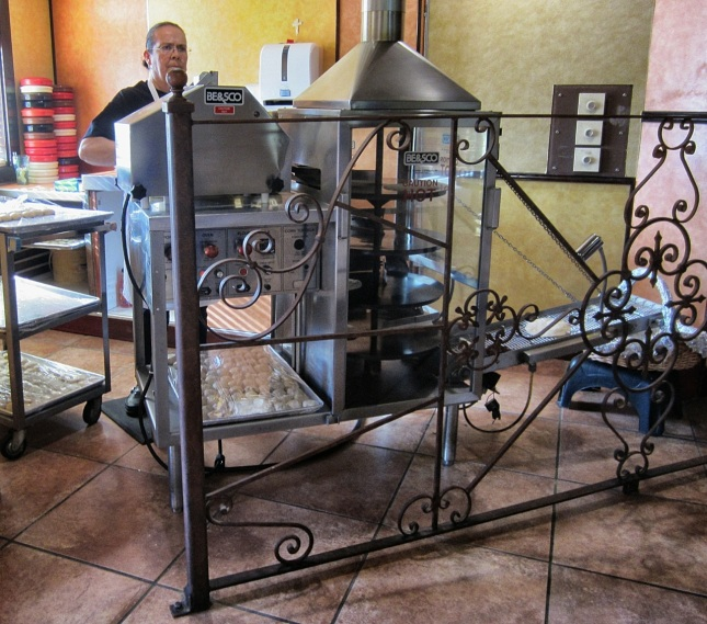tortilla machine