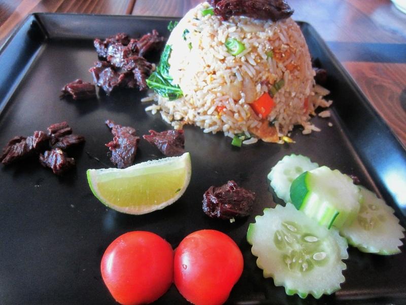 Isarn Fried Rice