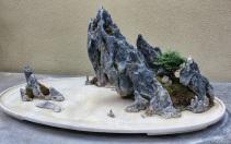 Chinese Rock Penjing