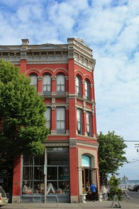 N. D. Hill Building