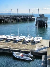 Pier off Northwest Maritime Center