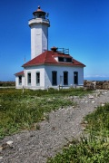 Point Wilson Lighthouse (Fort Worden State Park)