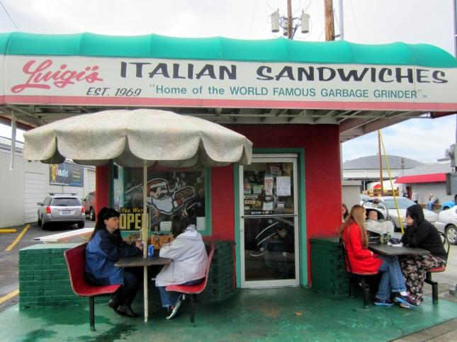 Luigi's Italian Sandwiches