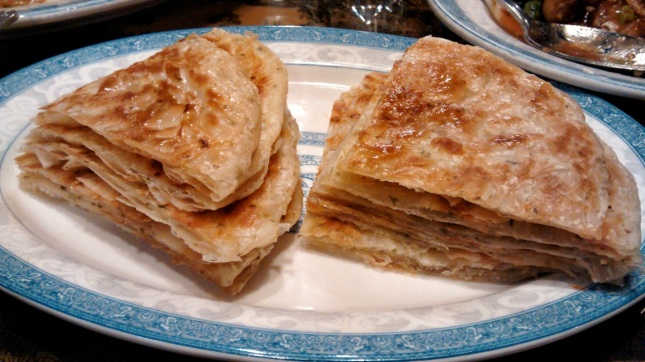 Scallion Pan Cakes