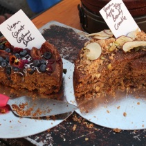 Vegan cakes from Cakes by Anna