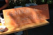 Cherries available January-mid February