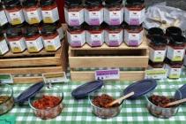 Indian chutneys and pickles (Jen's Cozinha)