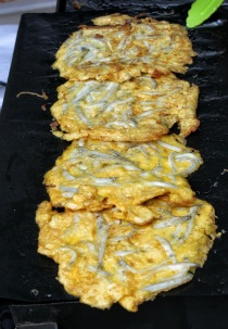 Whitebait fritters (Ocean Divine Seafoods)