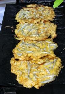 Whitebait fritters (Ocean Divine Seafoods)