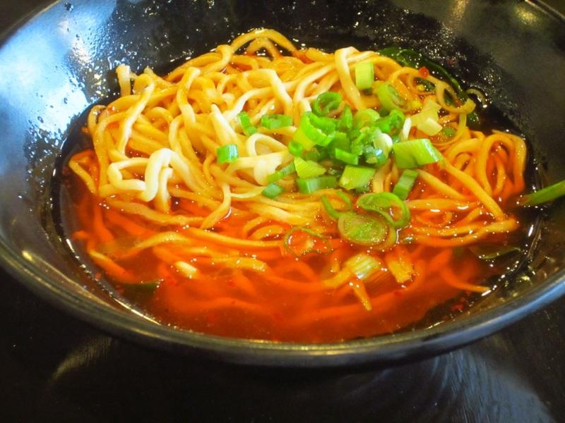Noodle with Szechuan Sauce